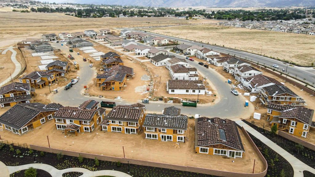 New Homes in Banning California